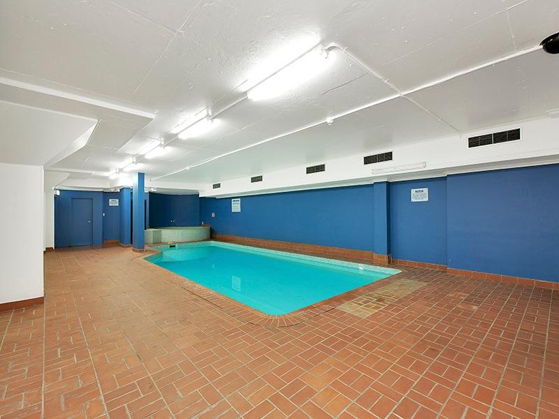 Central Sydney Studio with Pool