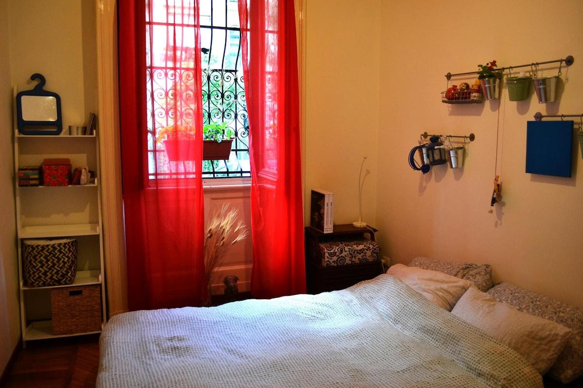 cozy room in Corso XXII Marzo