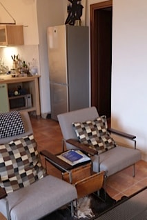Groot appartement aan het Comomeer