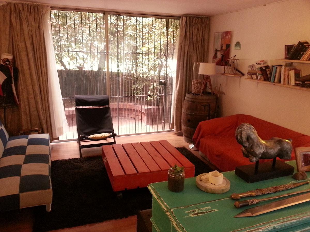 Cozy apartment in El Golf!
