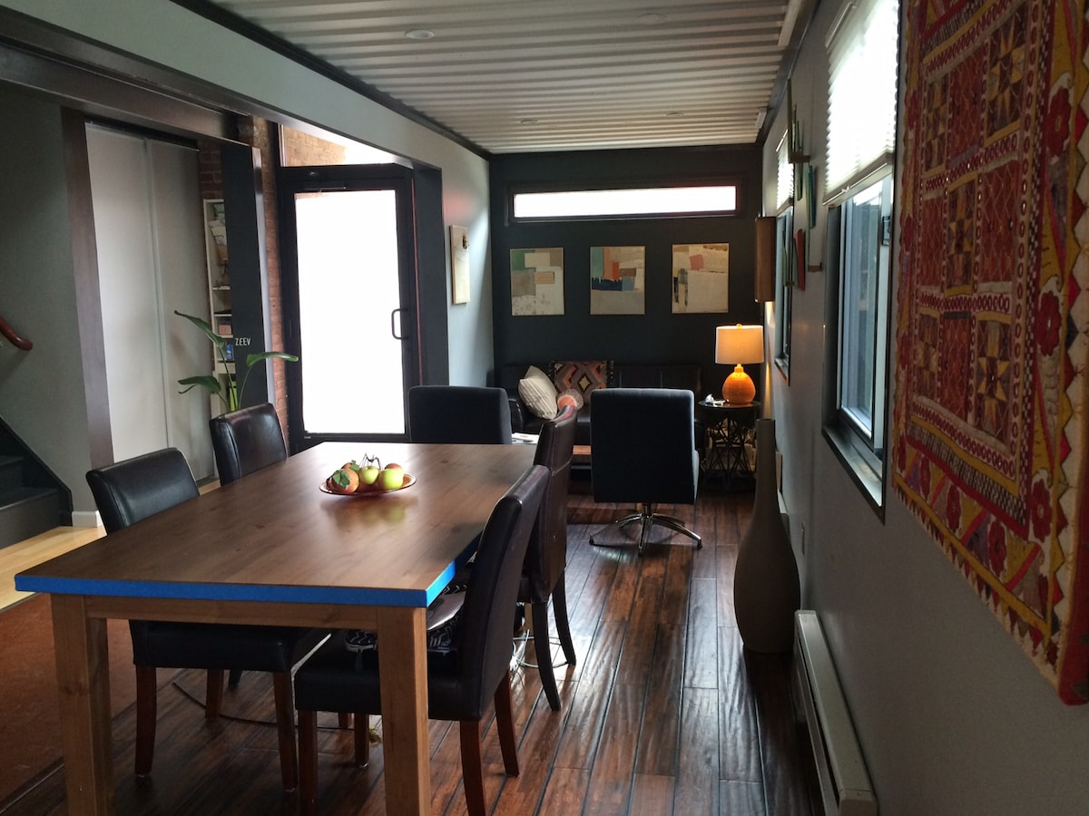Lawrenceville Container House