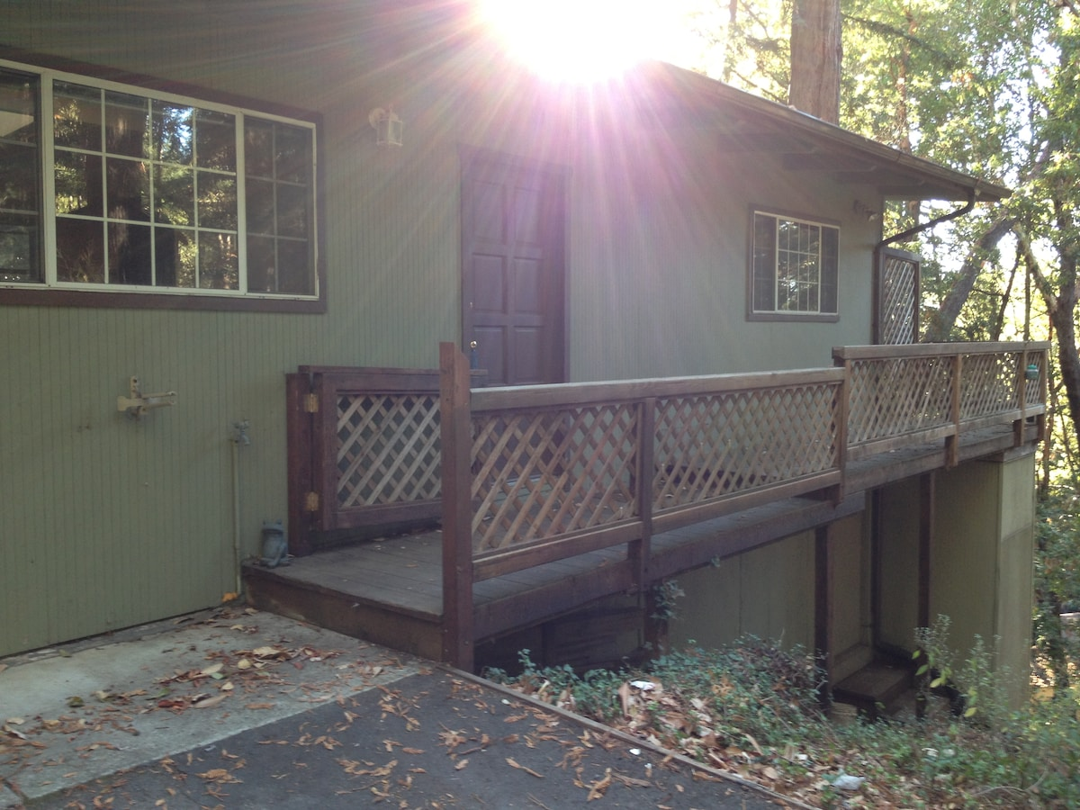 Redwood Mountain Retreat