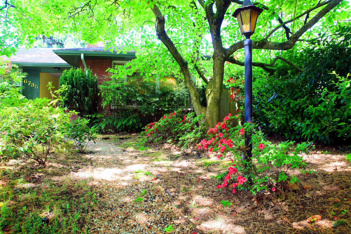 Entry Path Front Yard