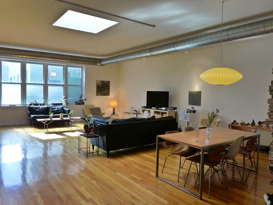 Loft in Logan Square
