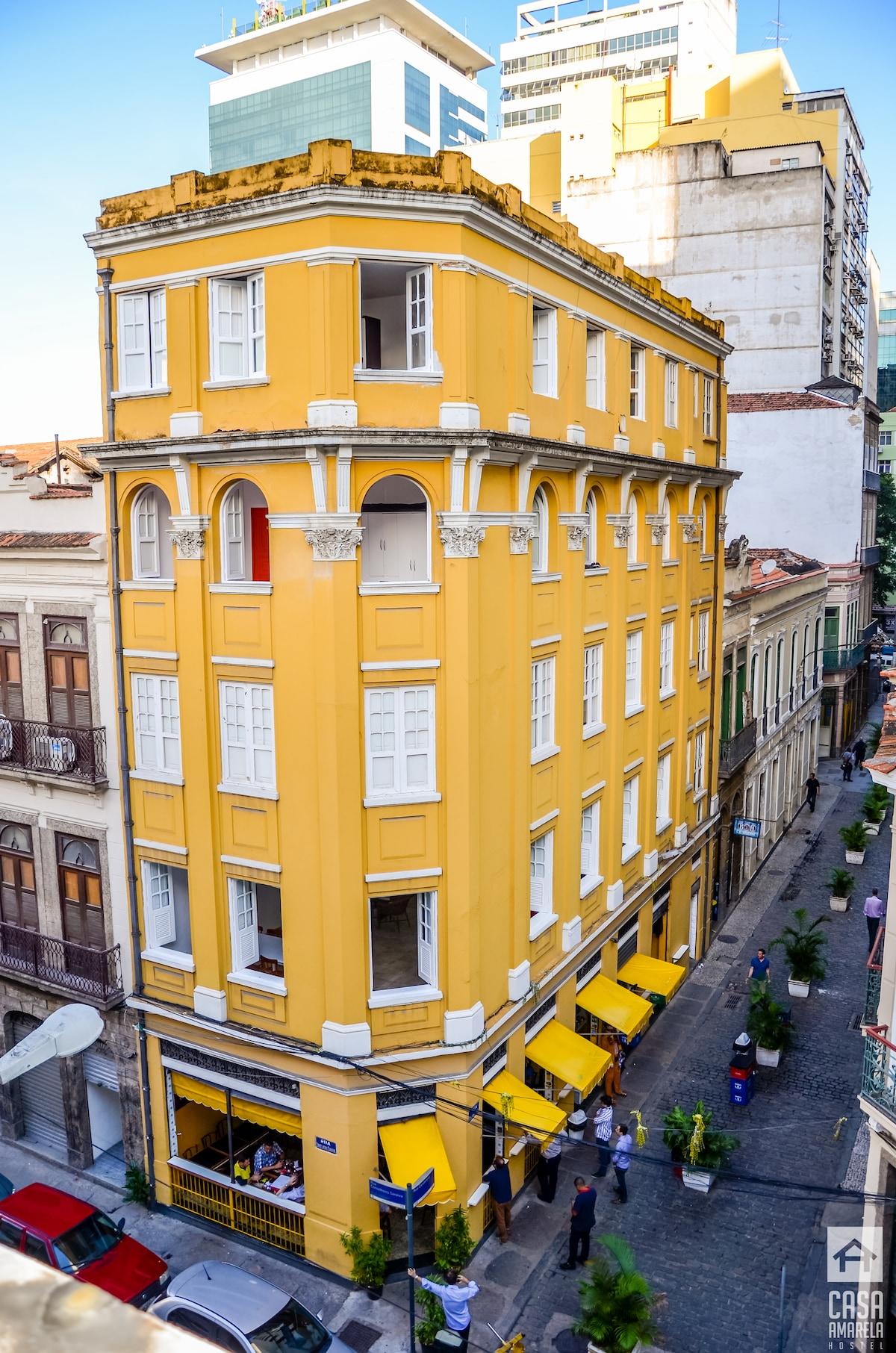 Casa Amarela Hostel