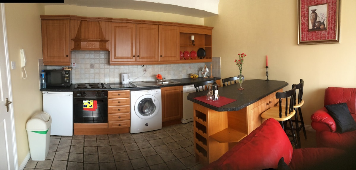 Super 2 Bed Apartment in Salthill