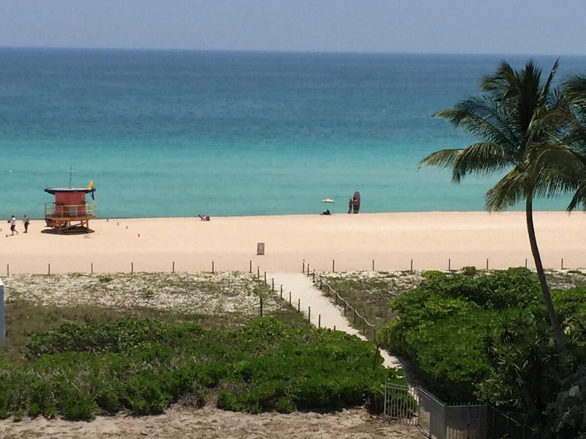 Oceanfront Room Miami Beach WWJD