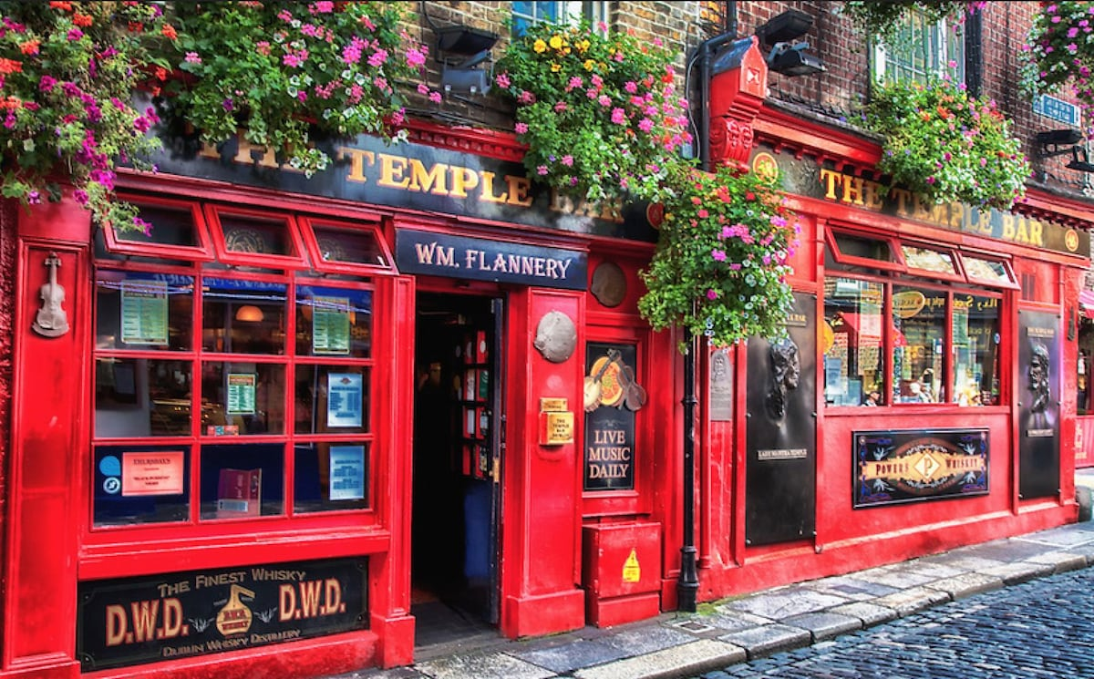 Your Cheap Doubleroom, Temple Bar!