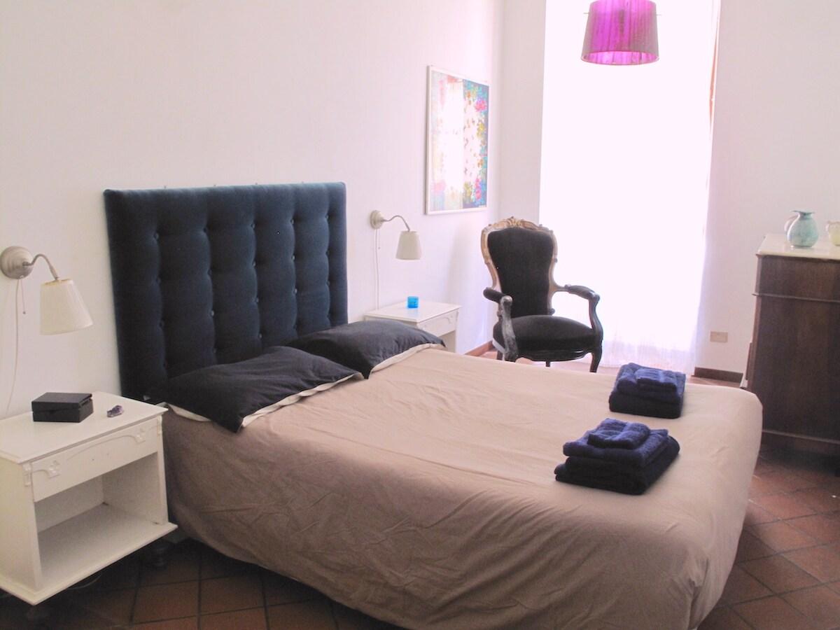 Charming room near Termini Station