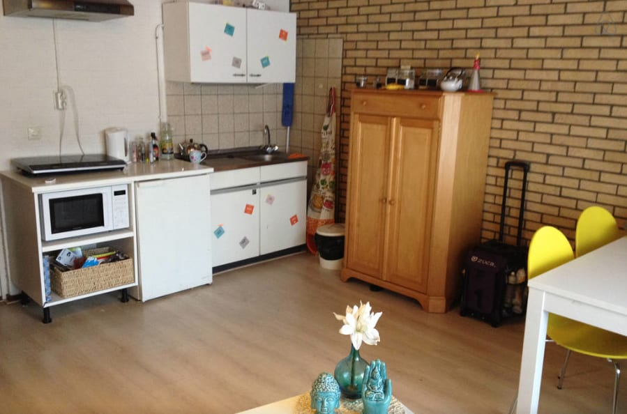 Appartment in city centre Tilburg