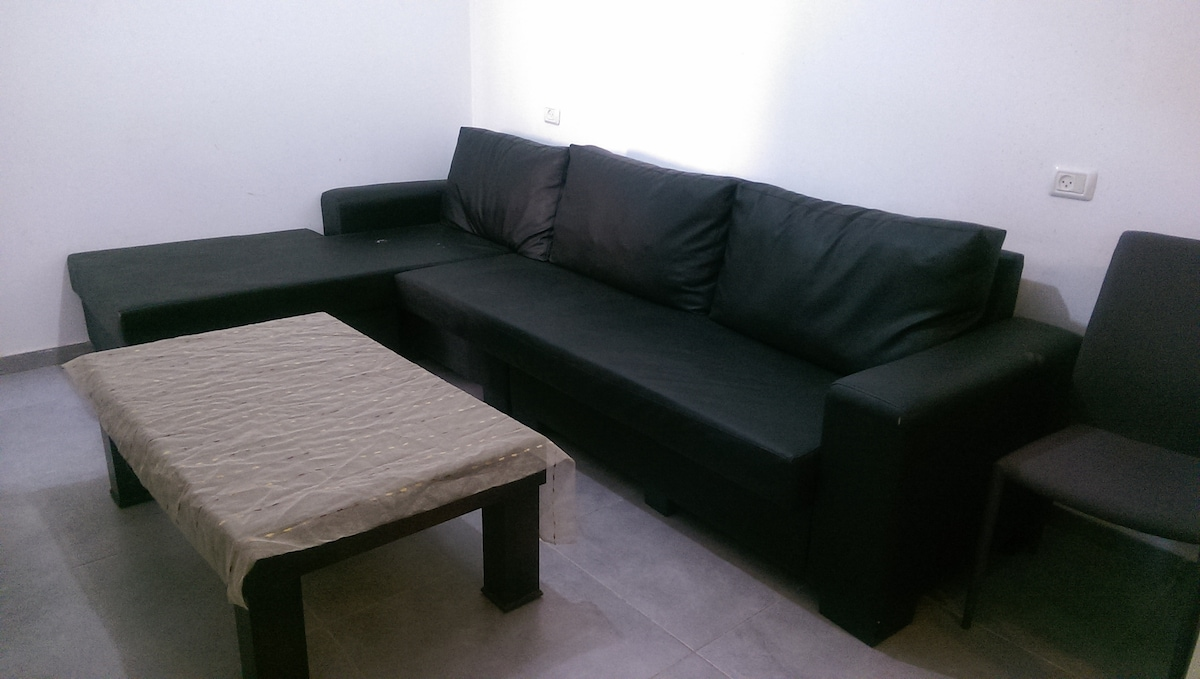 Beautiful 3 rooms in the village