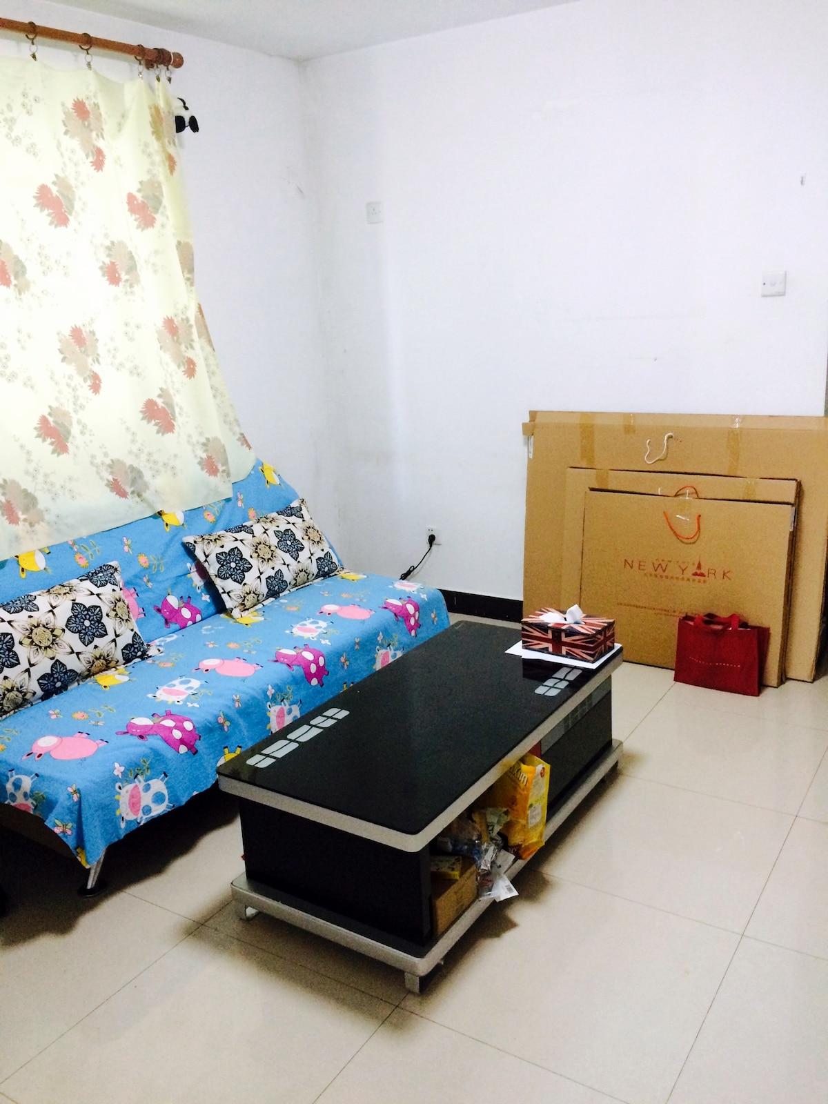 一居公寓短租 One-bed apartment for rent