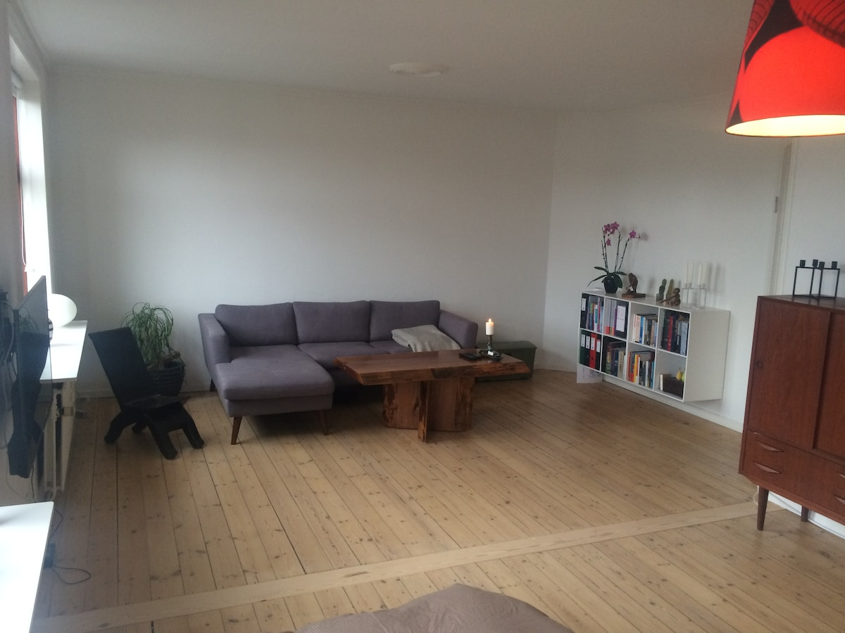 Nice apartment in the heart of CPH