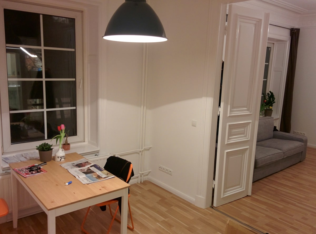 Altbauwohnung in perfecter Location