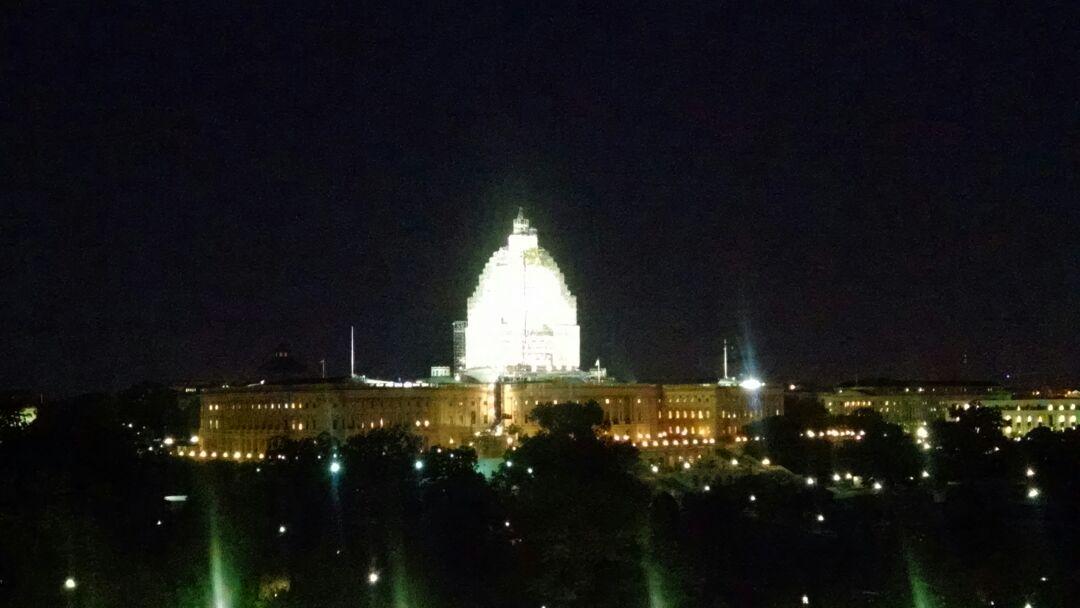 Great DC View - Penthouse Loft