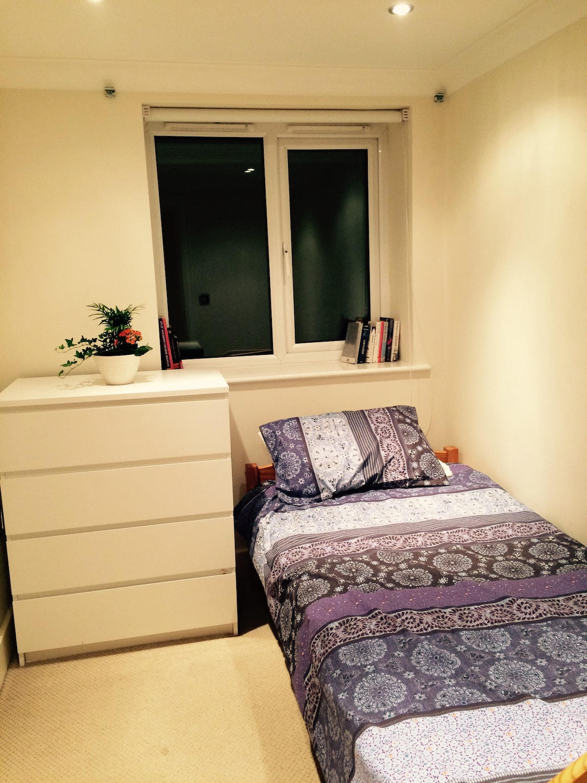 Affordable room close to London