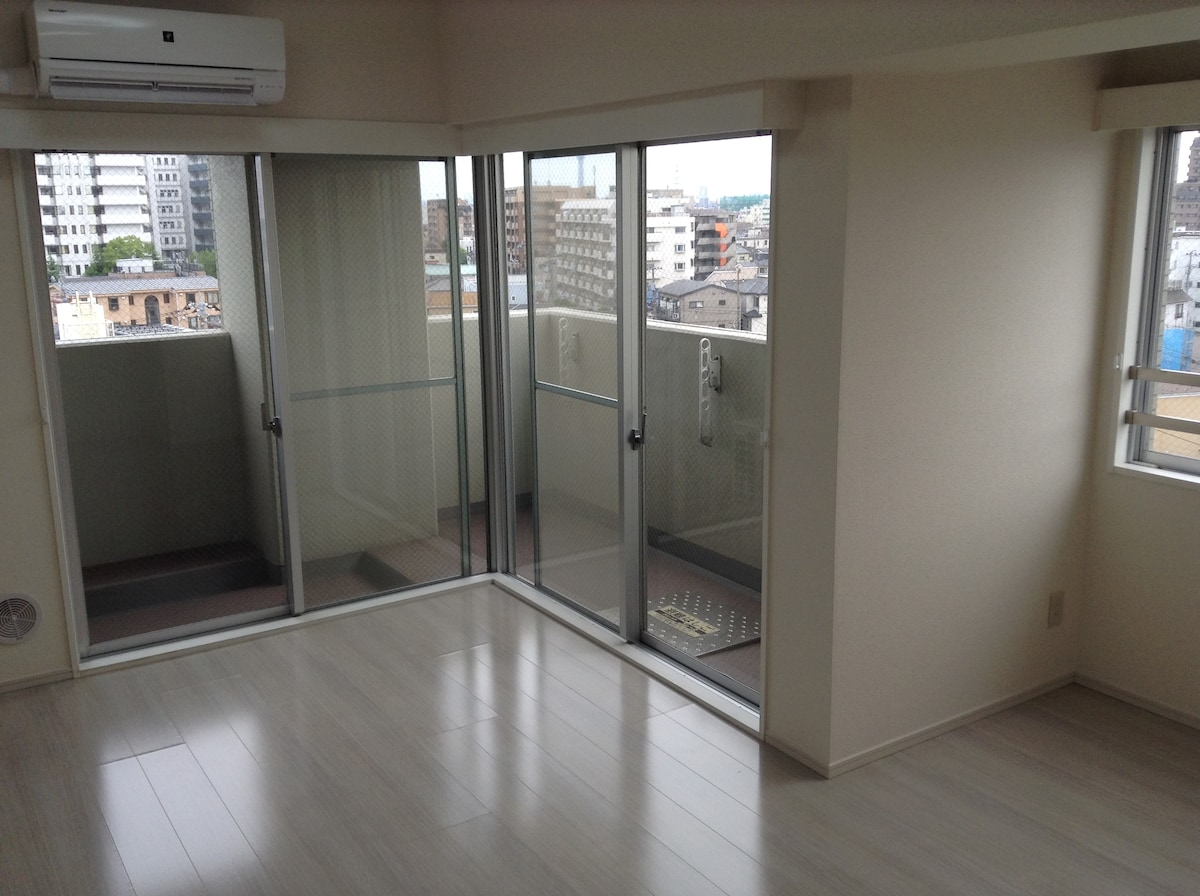 10ppl/2 Bed Room/SkyTree/WiFi/Quiet