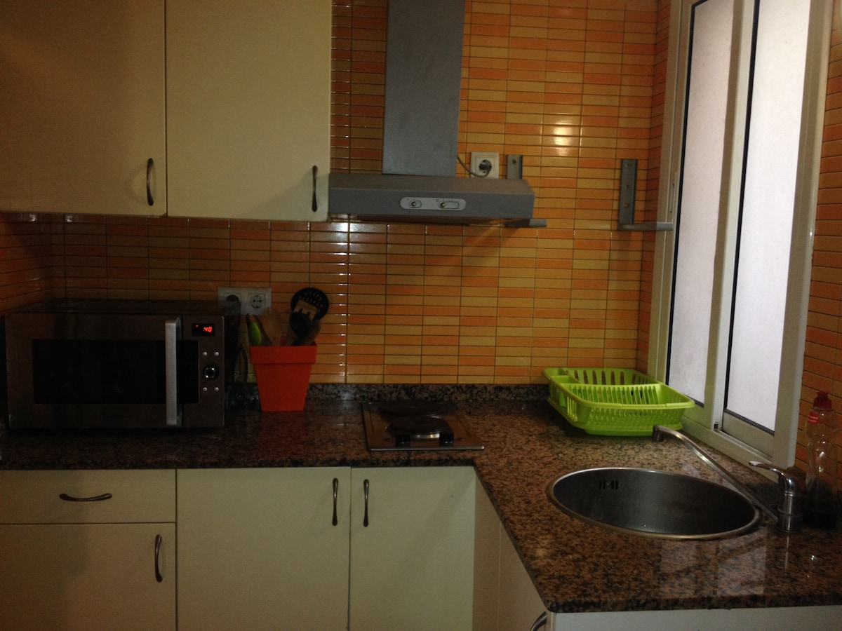 2 Bedroom Apartment off Las Ramblas