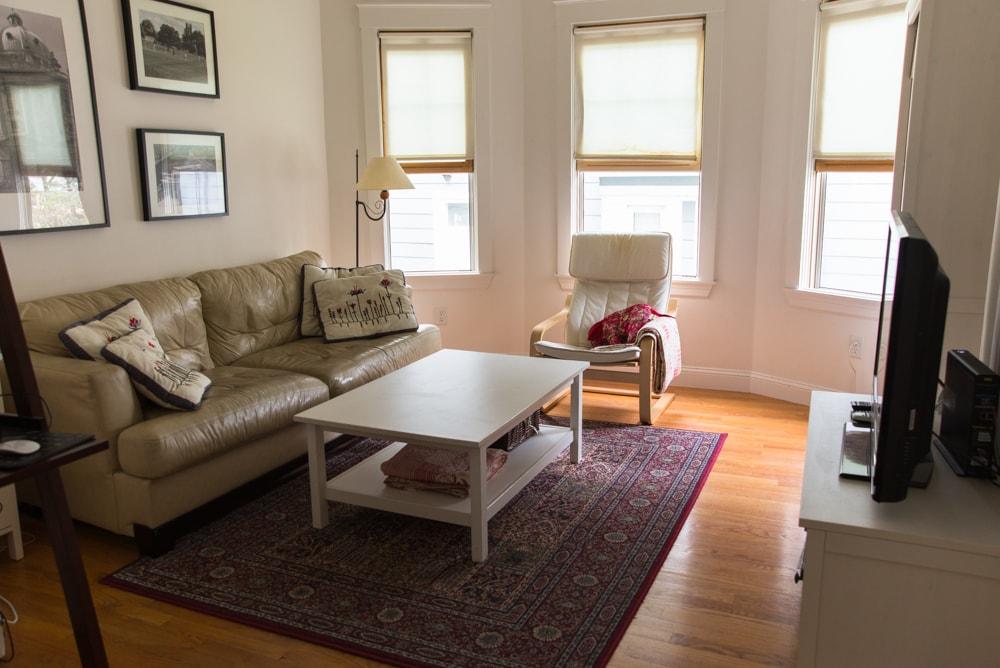Bel appartement à 2 pas de Boston!
