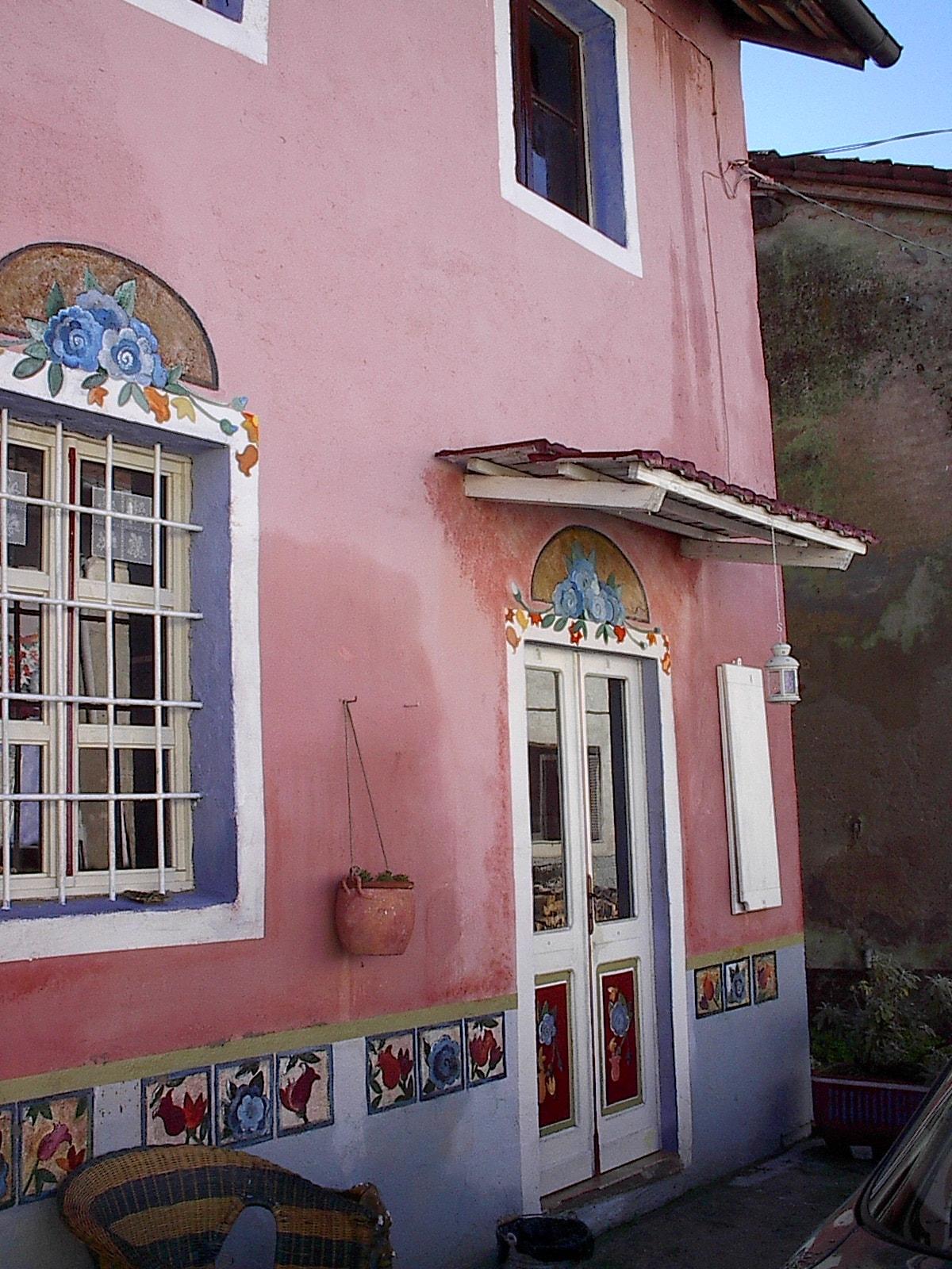Coppia di case rustiche originali