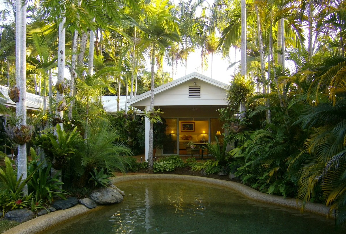 Paradise Villa - Just for two!