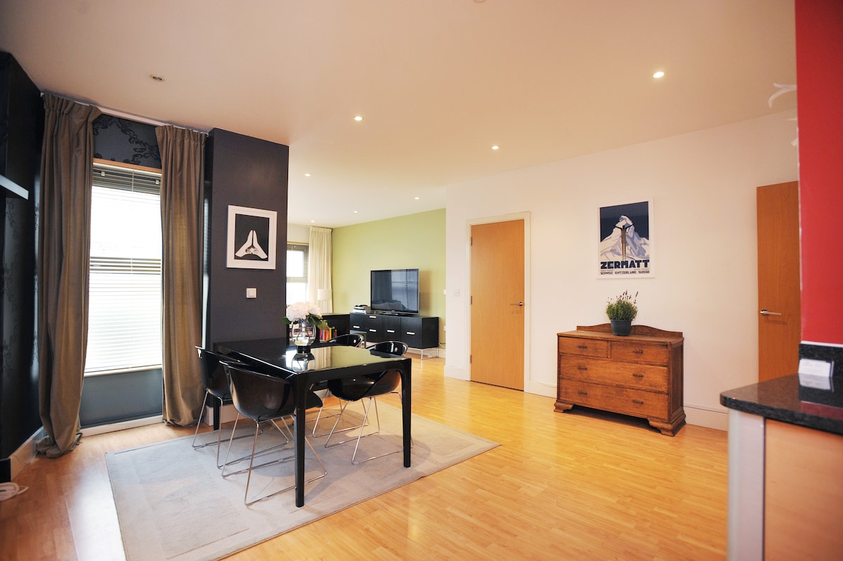 Luxury flat in London Zone 1