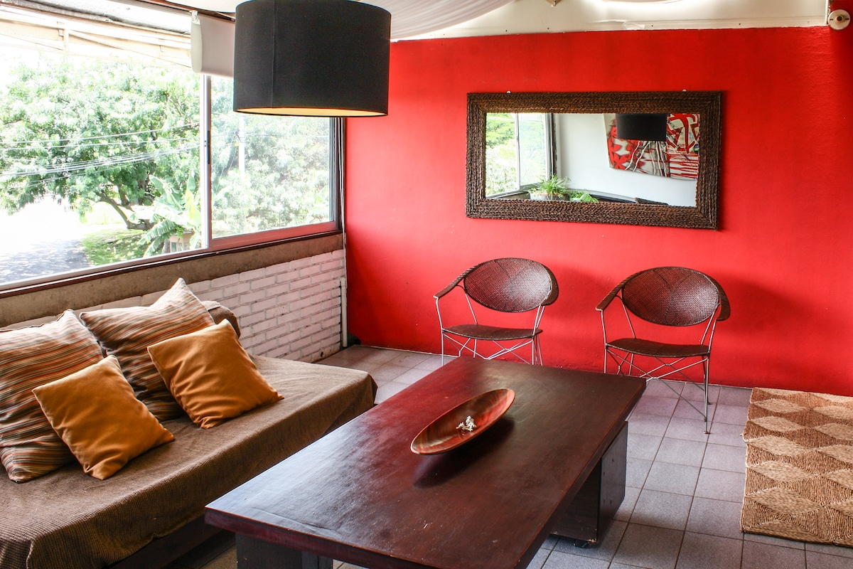 COZY APARTMENT IN ESCAZU, SAN JOSE