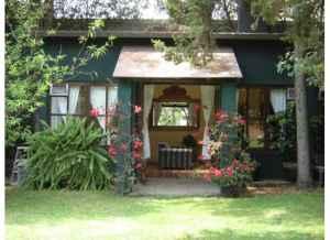 Beautiful garden casita!