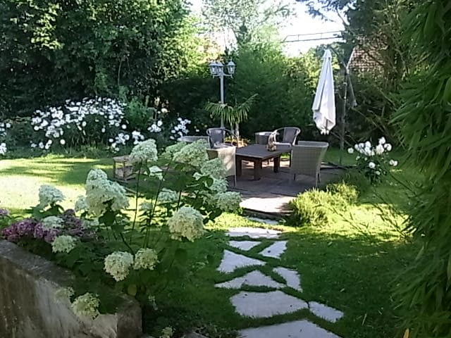 Bed and Breakfast 15 km from Rouen