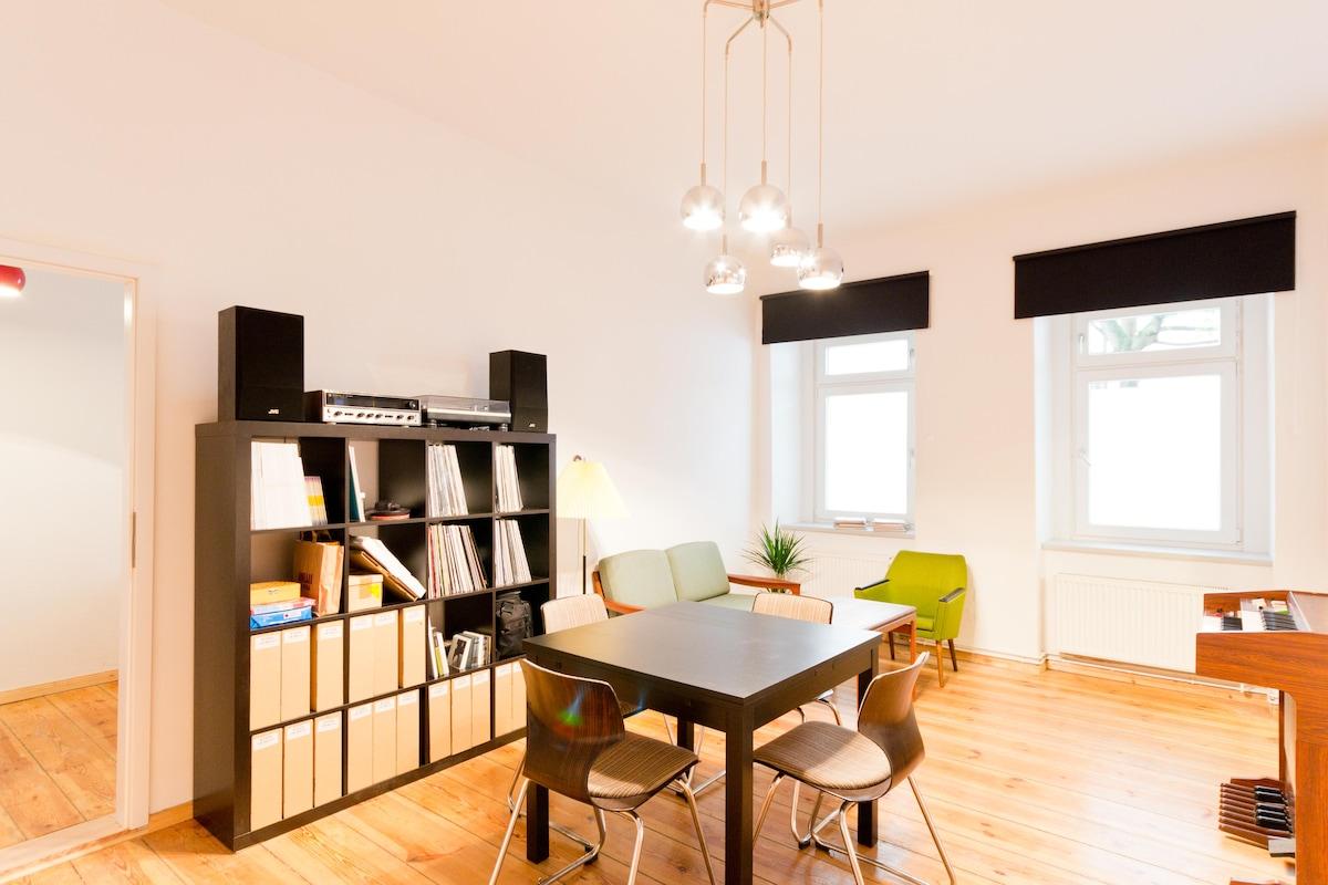 Nice apartment in Berlin (Neukölln)