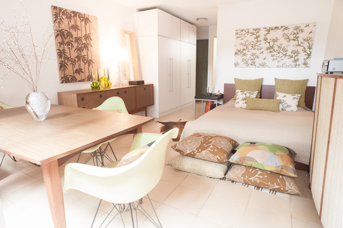Resort Living in Central Sydney
