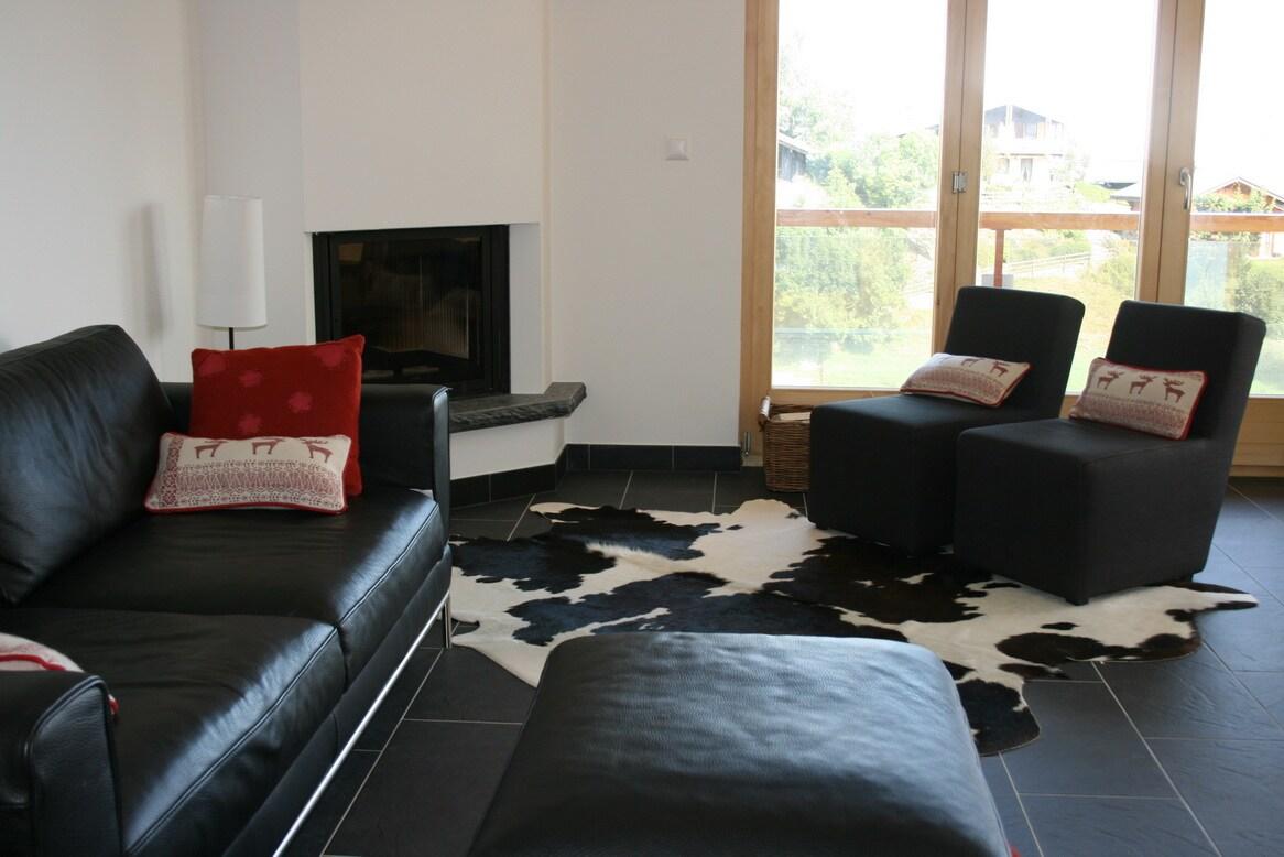 Salle de séjour / Living Room / Wohnzimmer