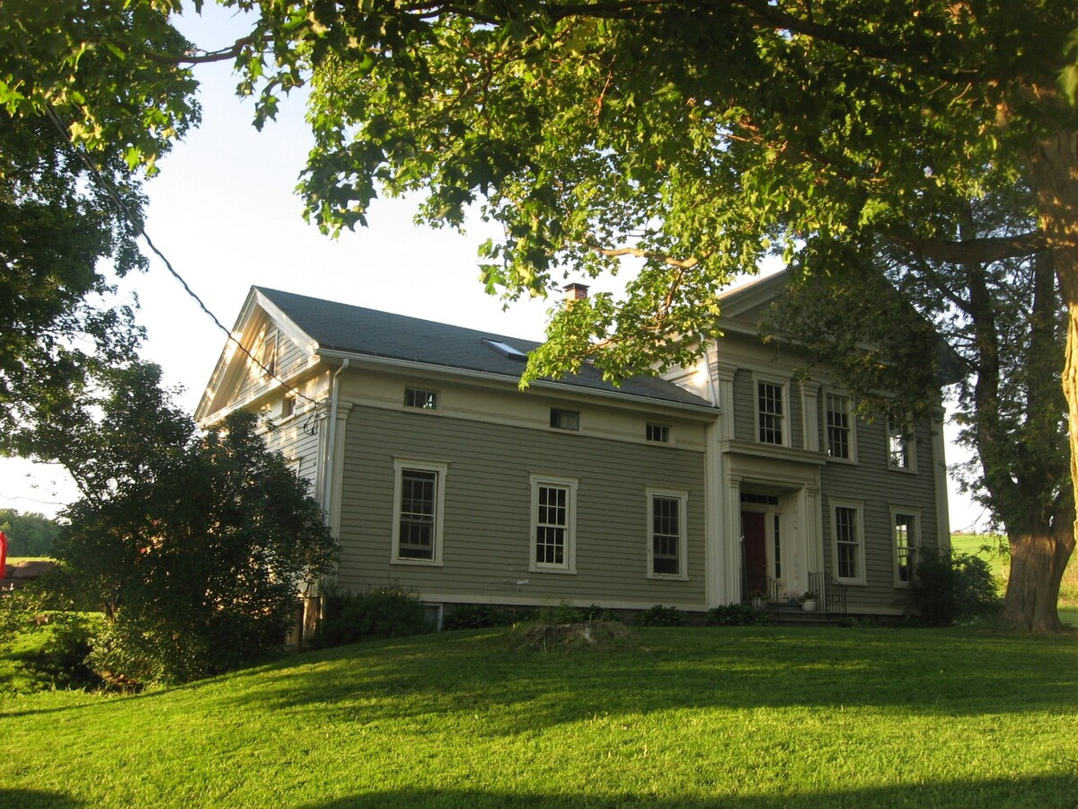 1863 Greek Revival Farmhouse
