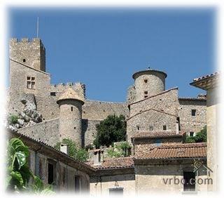 Nice Duplex in Medieval Village