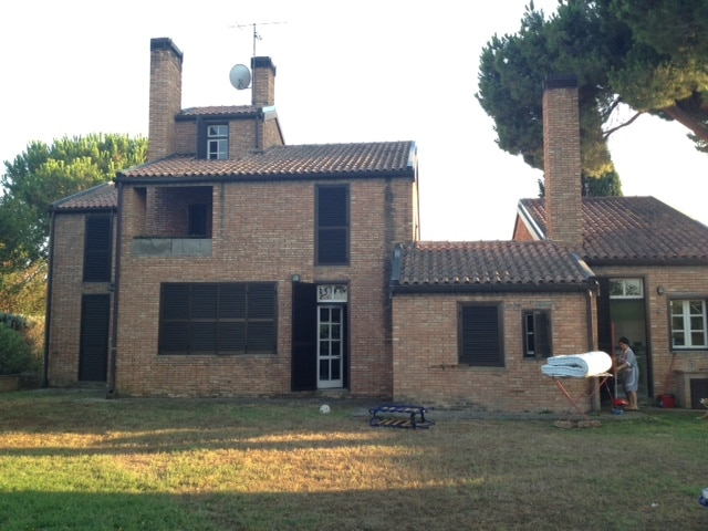 Country villa close to Etruscan sea