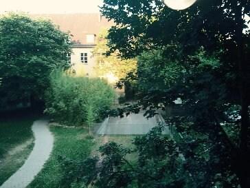 Calm Study Appartment in Konstanz