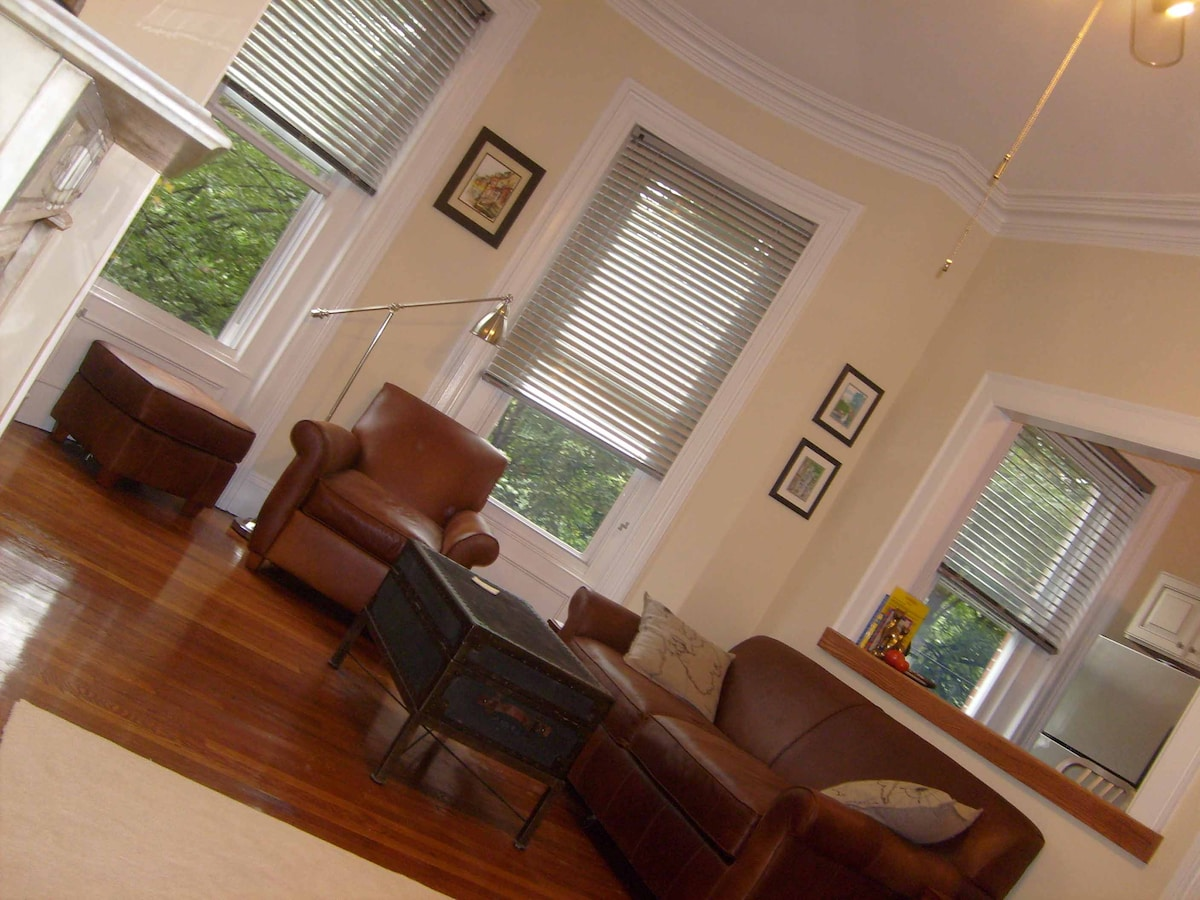 South End Studio in Brownstone