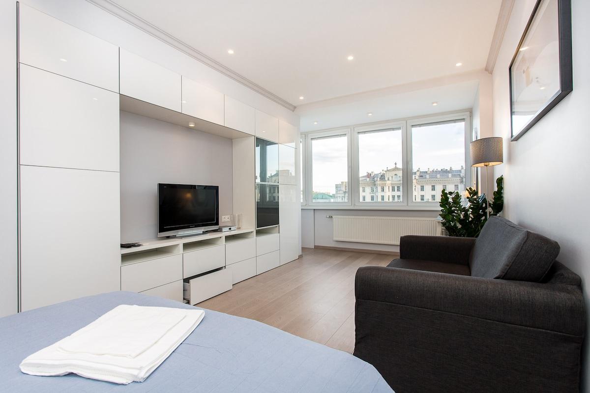 Balmont Apartments Mayakovskaya 8.1