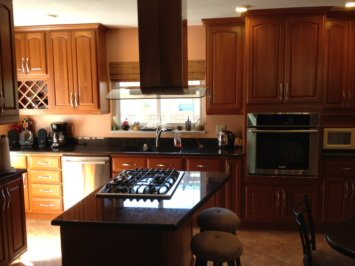 Dream fitted kitchen. fully equipped