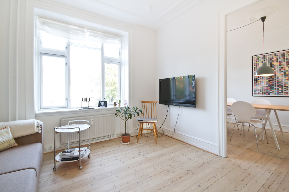 Cosy and central - Trendy Vesterbro