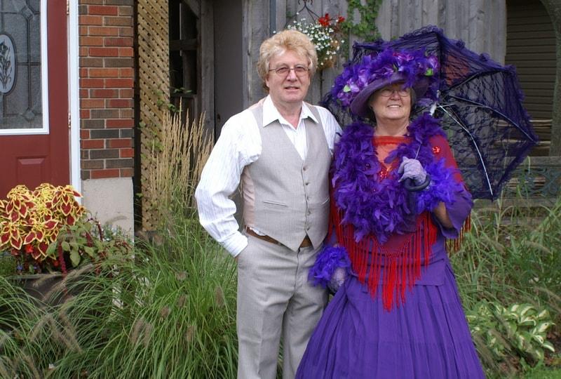 John And Miriam