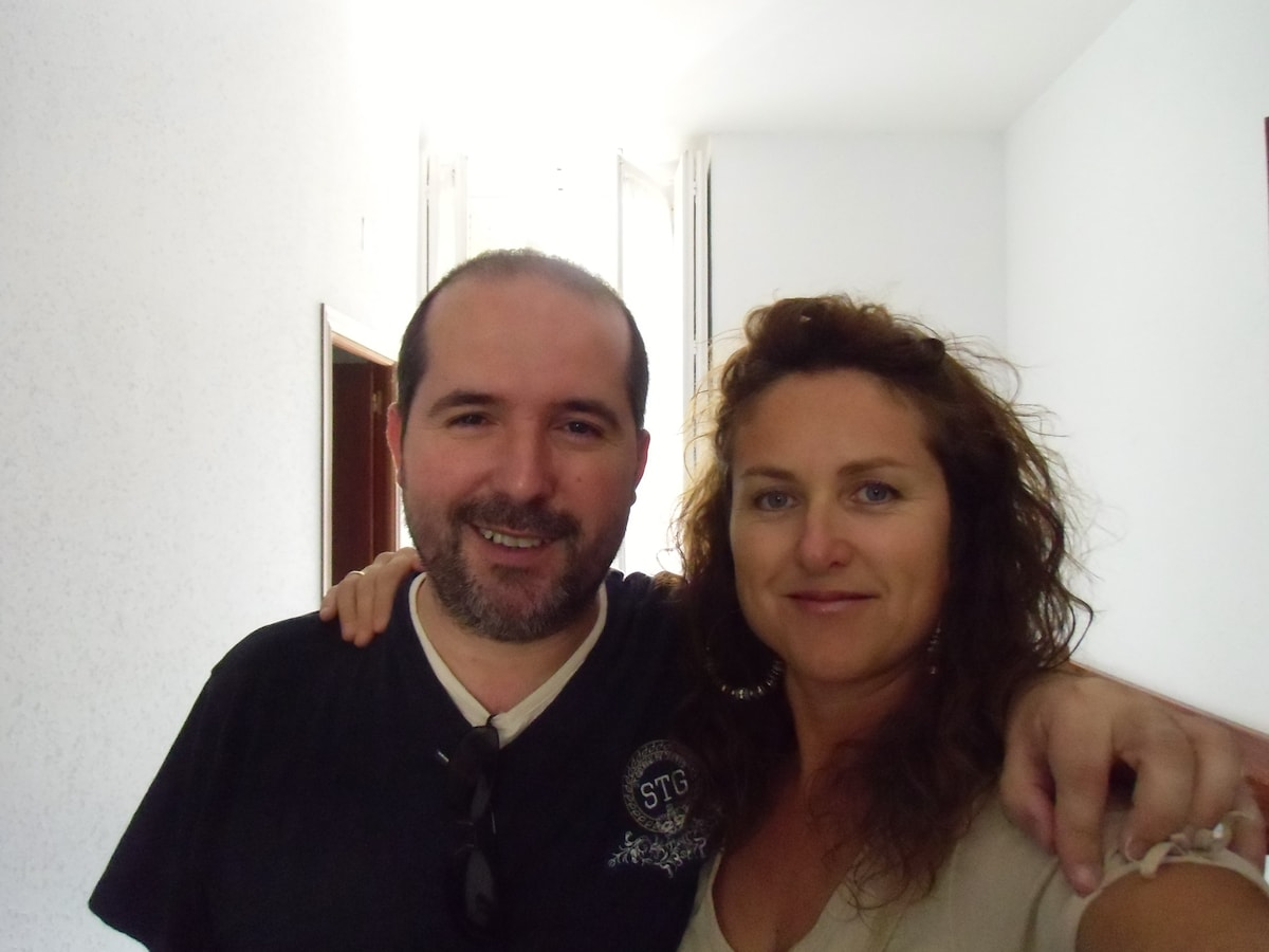 Julio And Sarah