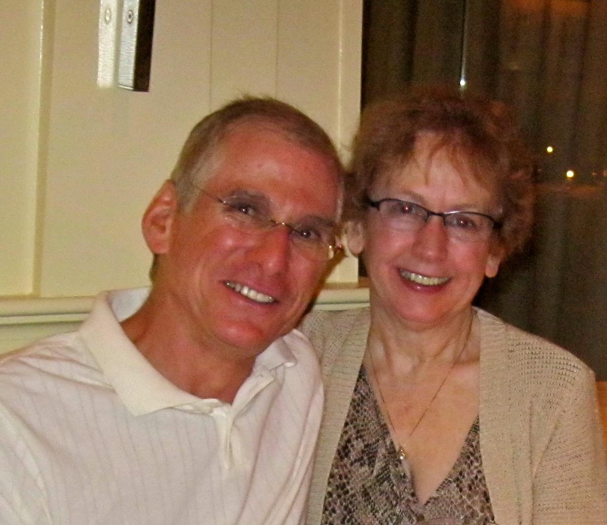 Ray & Eileen
