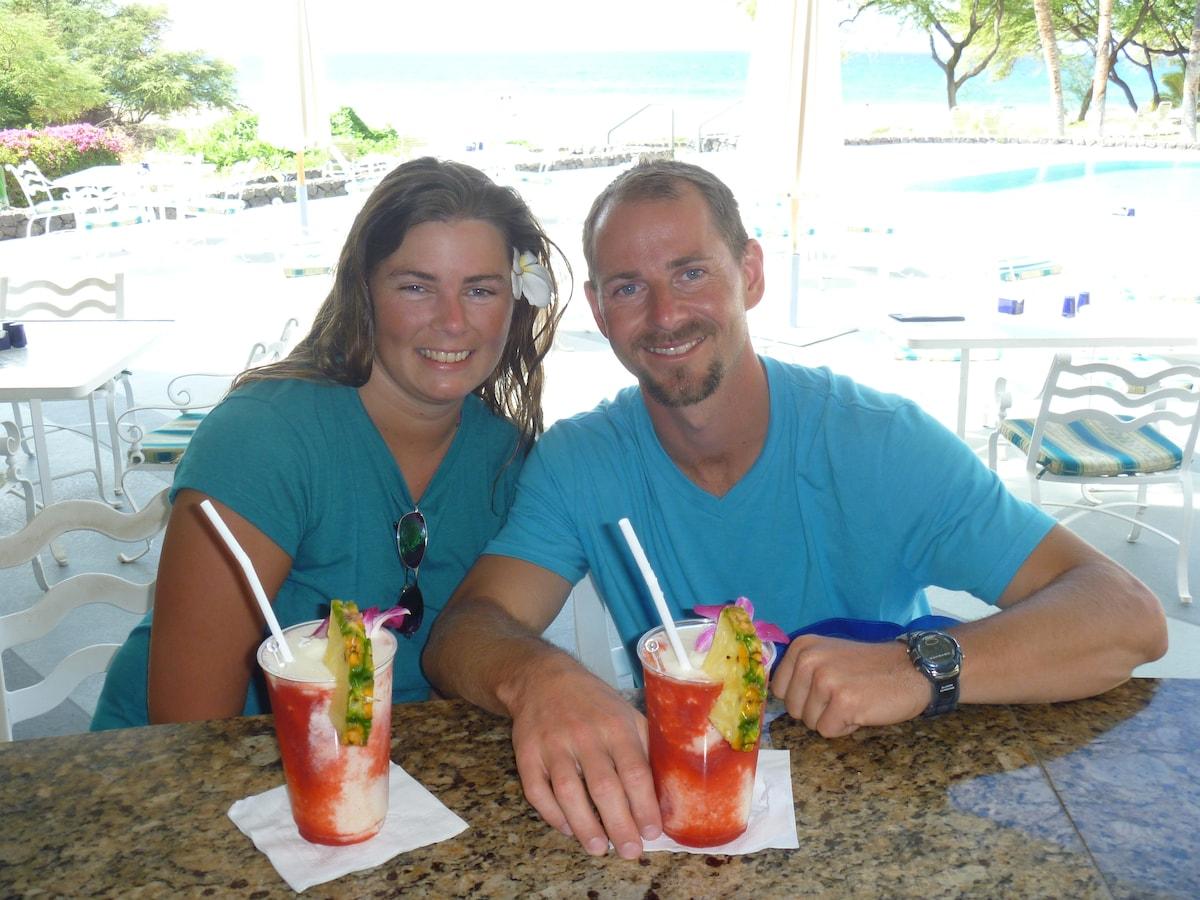 Heather & Ian