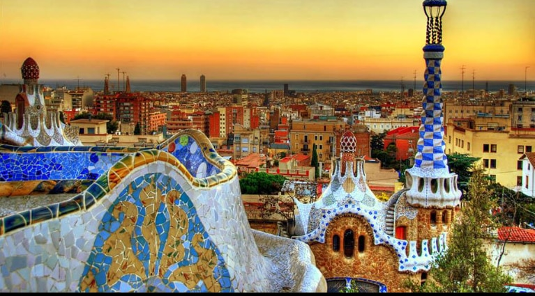 Wonderful Barcelona