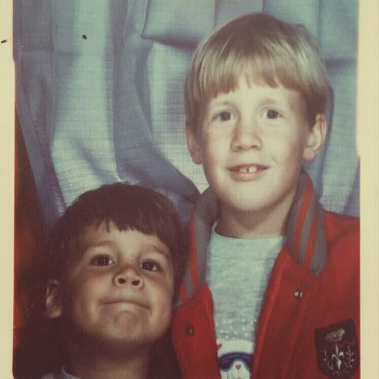 Trevor & Matt