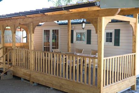 Mobile Home - Camping Delle Rose - Isolabona - Bungalow