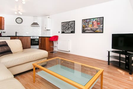 SOUTHAMPTON CITY ENTIRE 2 BED FLAT - Appartement