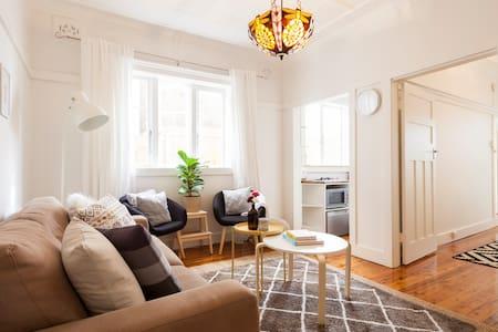 Spacious Apartment in the heart of Kirribilli - Kirribilli