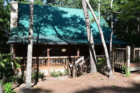 Peaceful cabin near Natl Prk - 2 rooms / 2nd floor - Townsend - Cabin